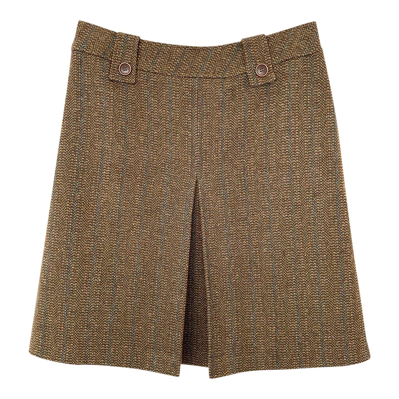 Jupe en tweed