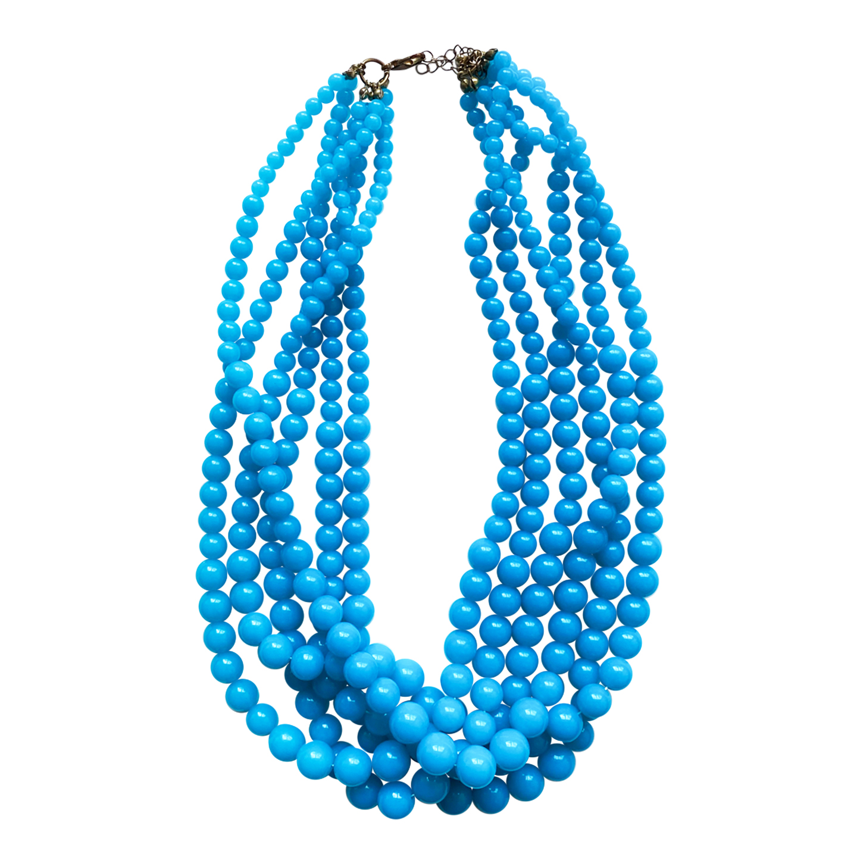 Collier en perles