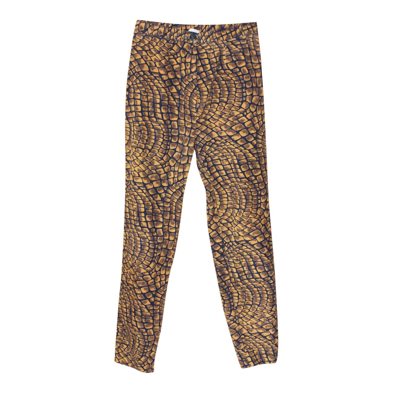 Pantalon imprimé animal
