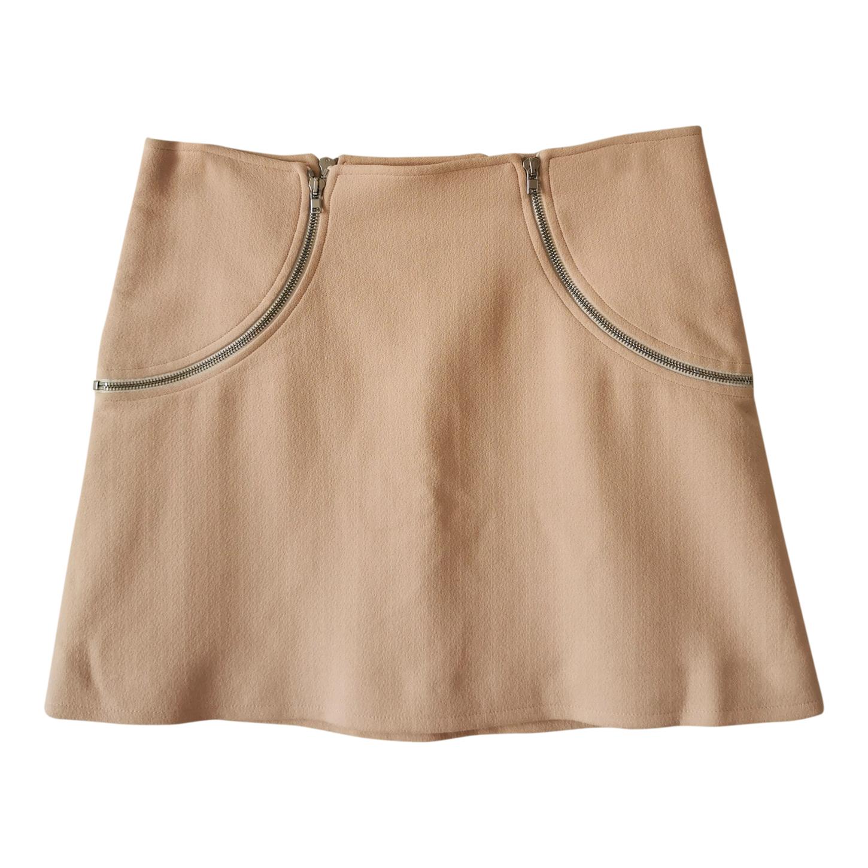 Mini-jupe Courrèges