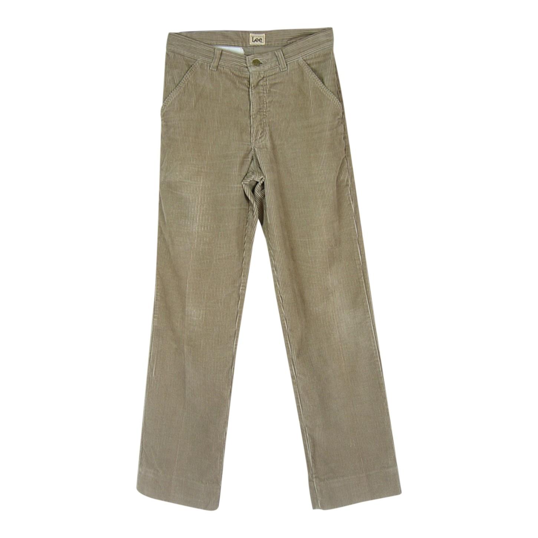 Pantalon velours côtelé Lee