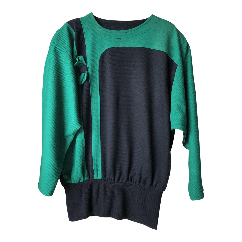 Sweat-shirt bicolore