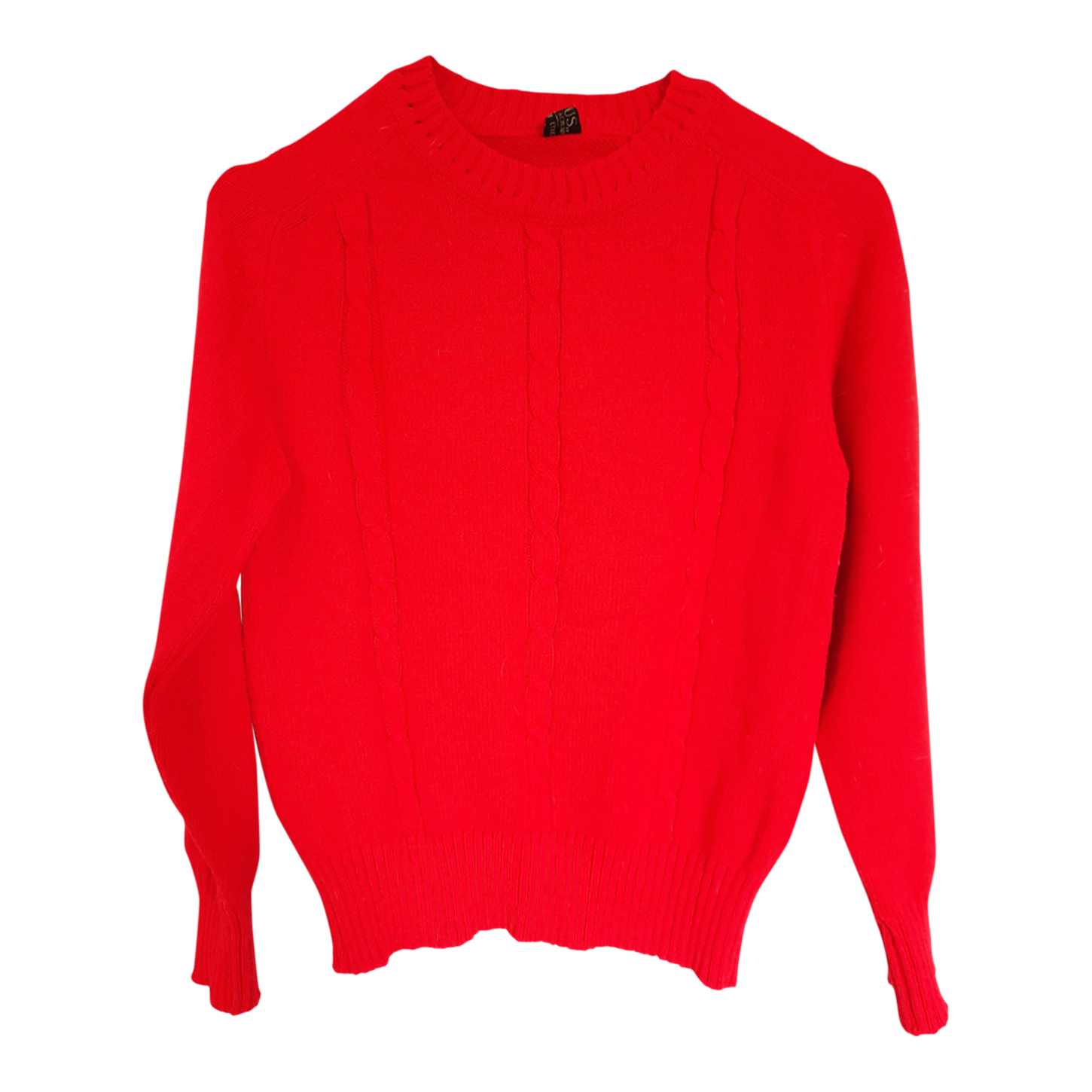 Pull rouge