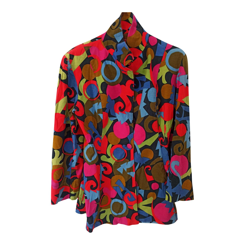 Veste multicolore