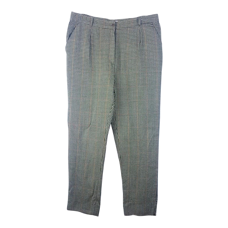 Pantalon pied de poule