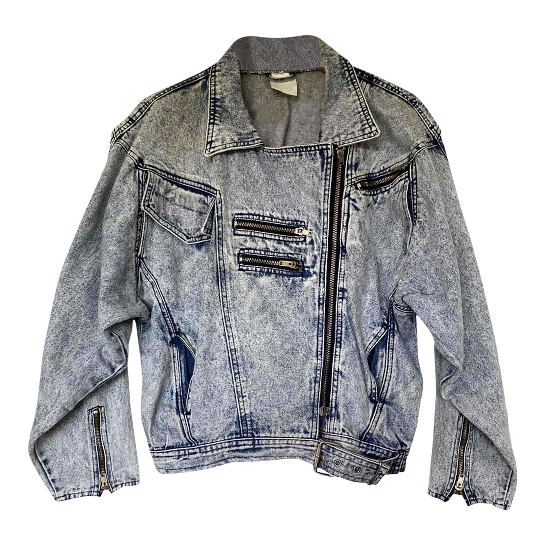 Perfecto en jean