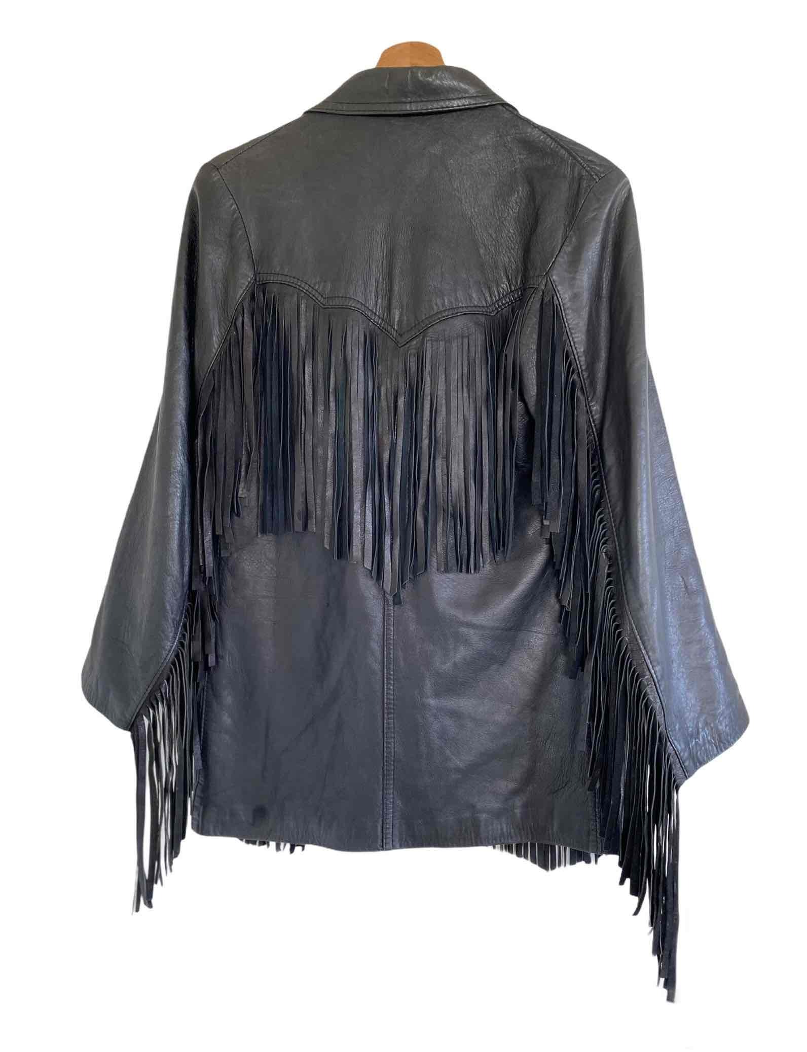 Veste à franges