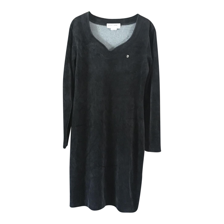 Robe Pierre Cardin en velours