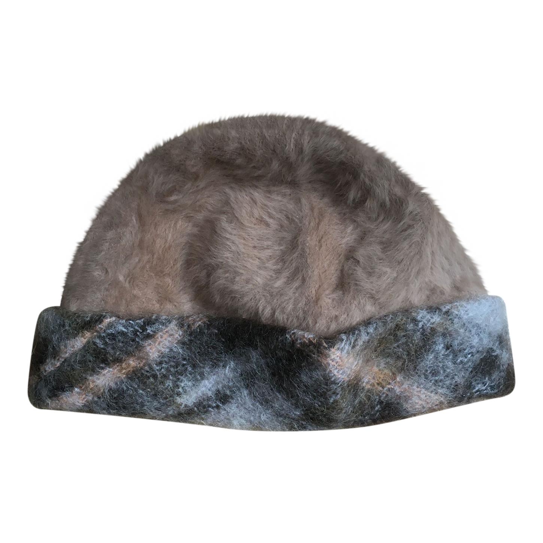 Chapeau en angora Kangol