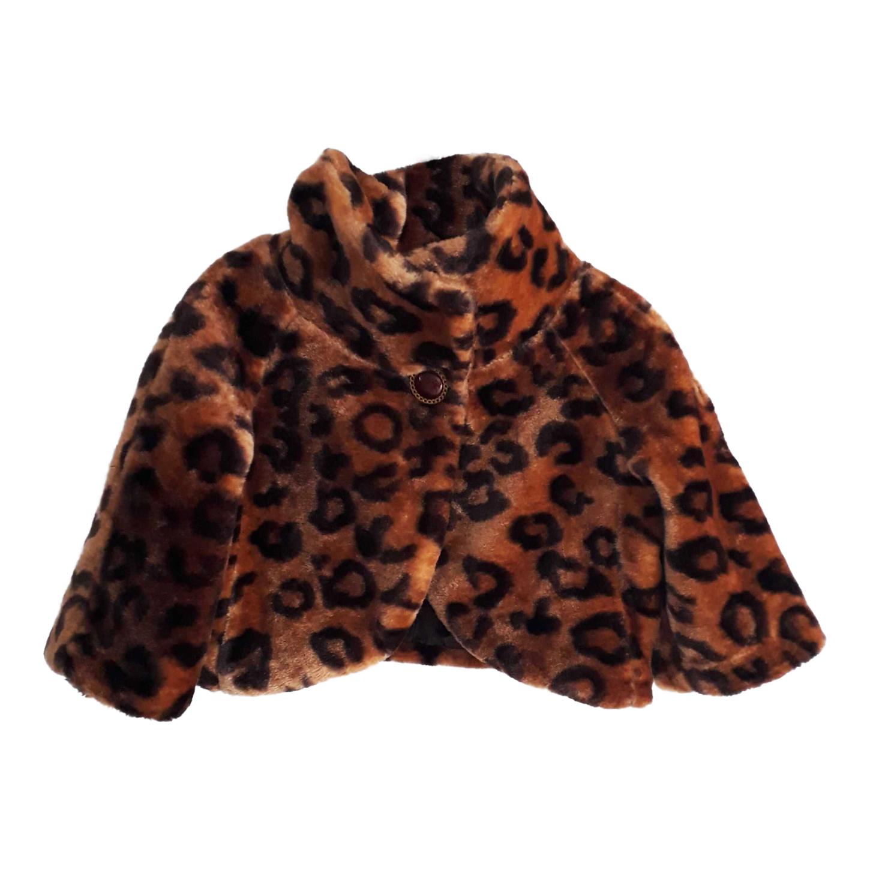 Boléro léopard