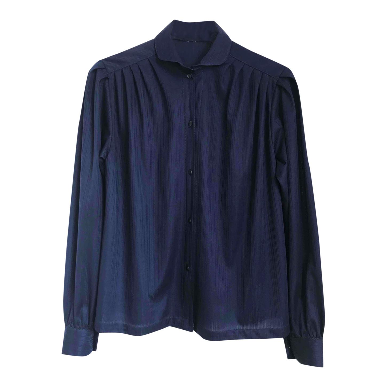 Chemise à col claudine