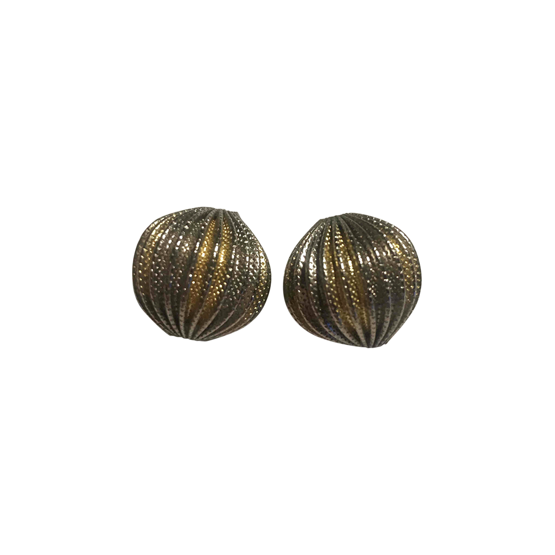 Boucles d'oreilles en métal