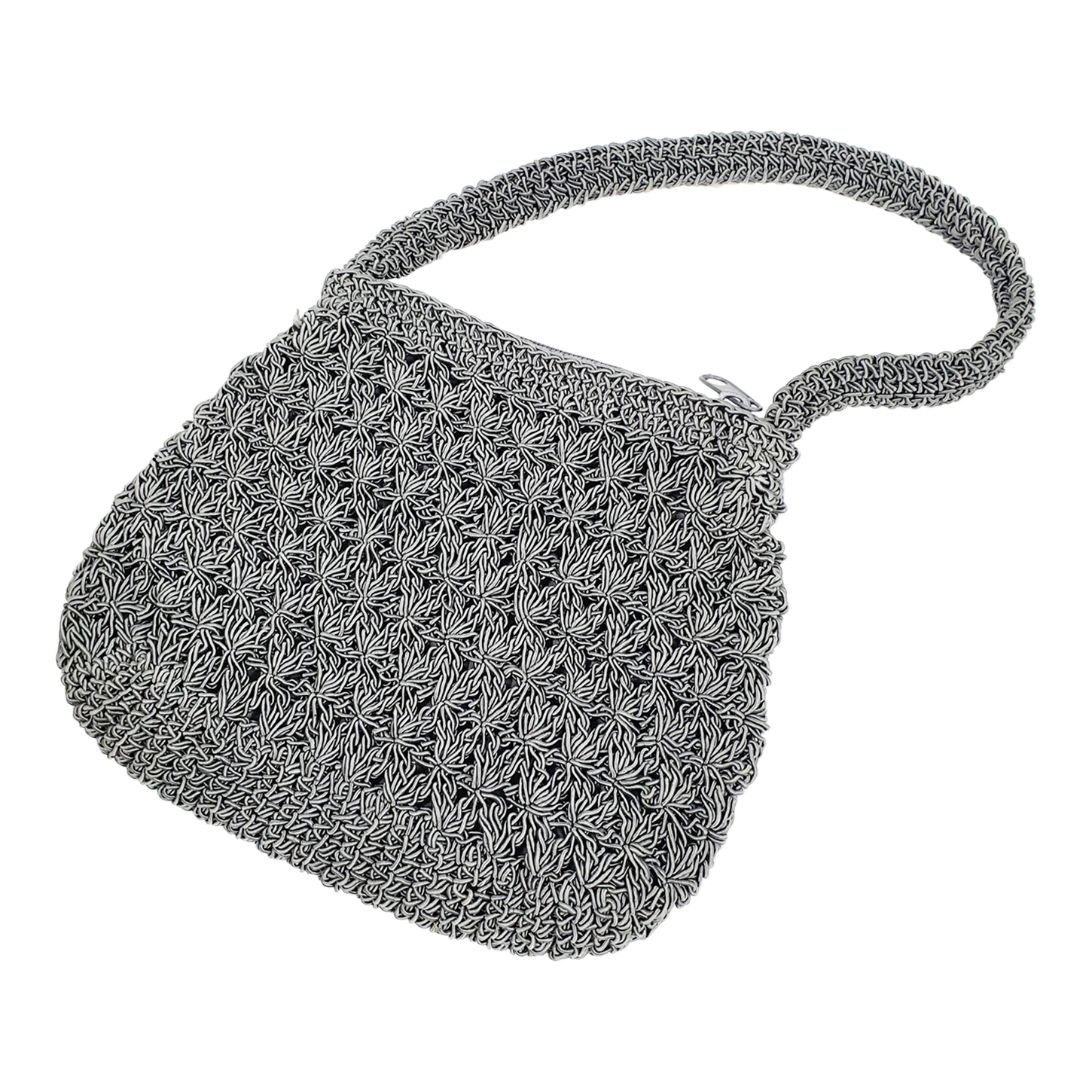 Mini sac en crochet