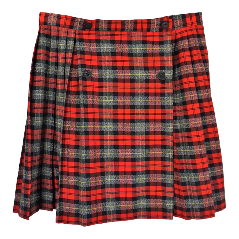 Mini jupe tartan