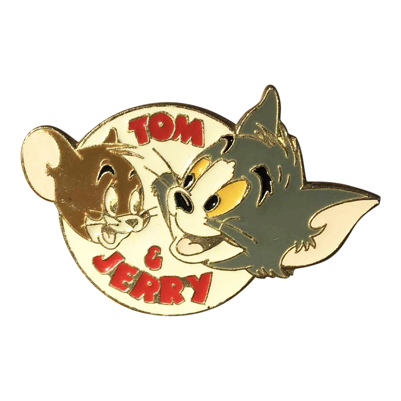 Pin's Tom et Jerry