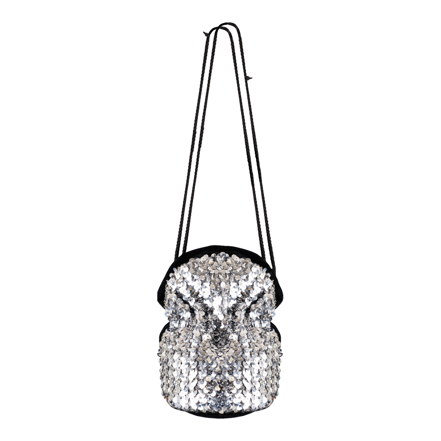 Sac mini à sequins