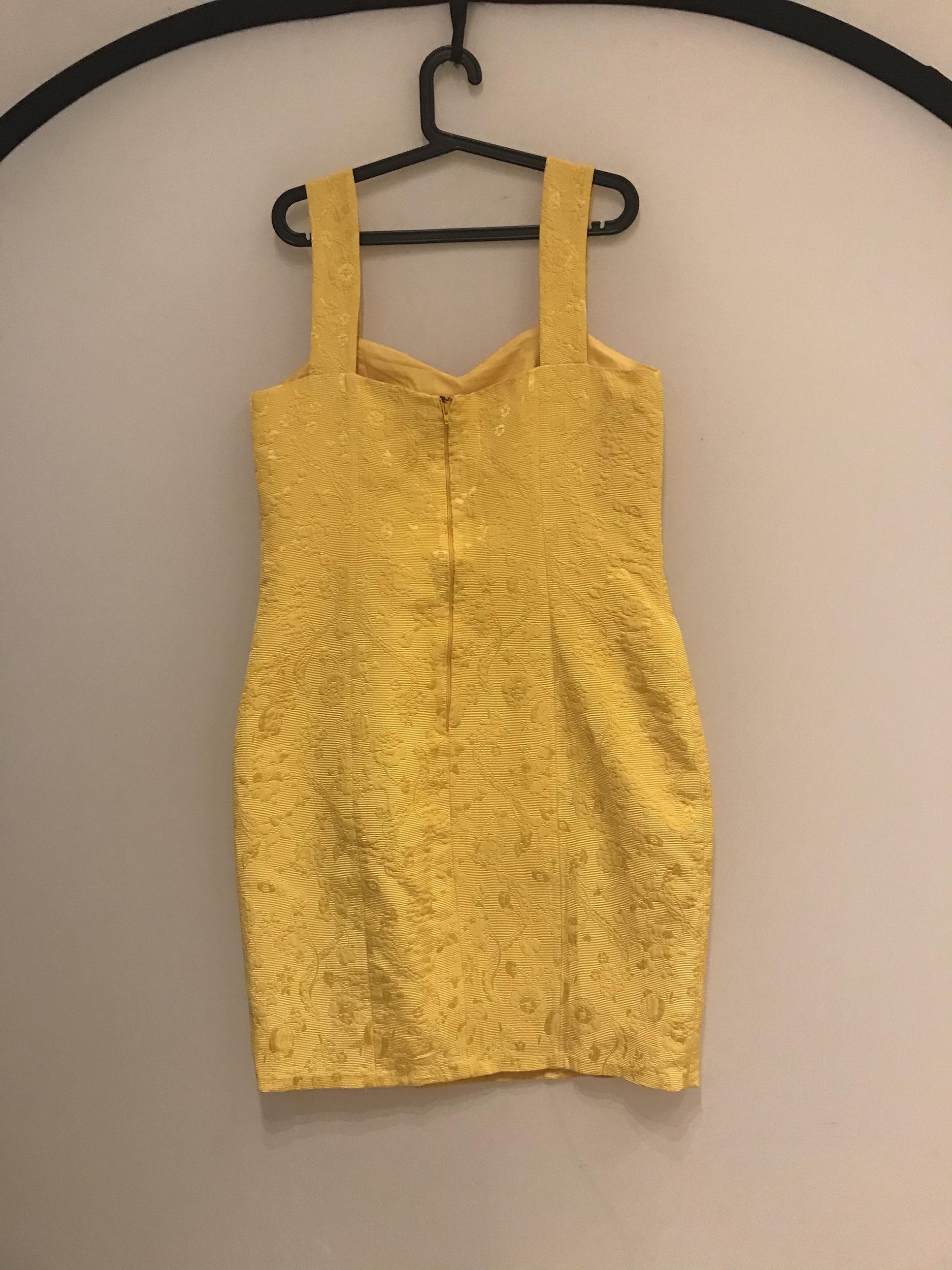 Mini robe en jacquard