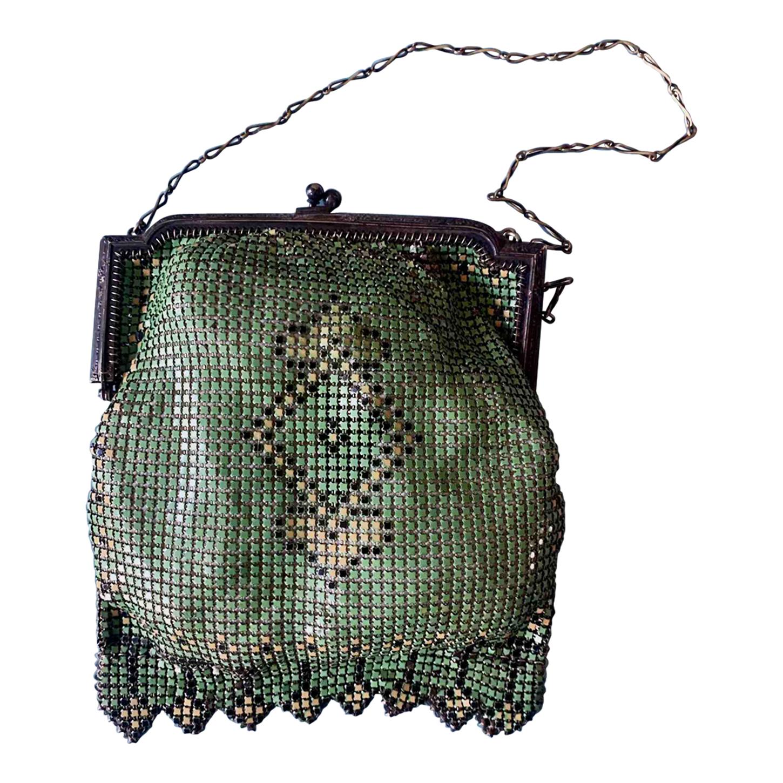 Mini sac en métal