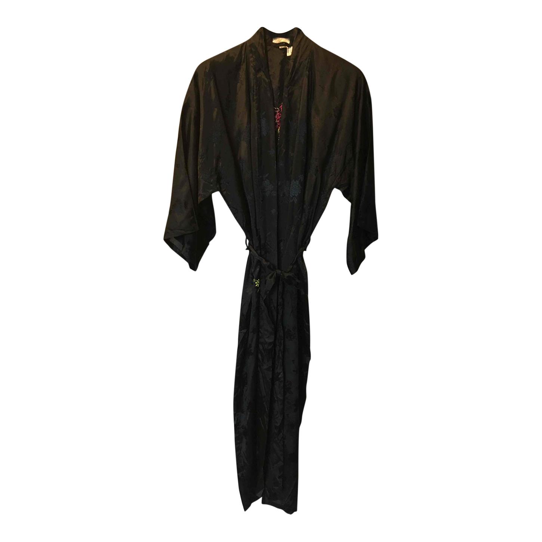 Kimono chinois brodé