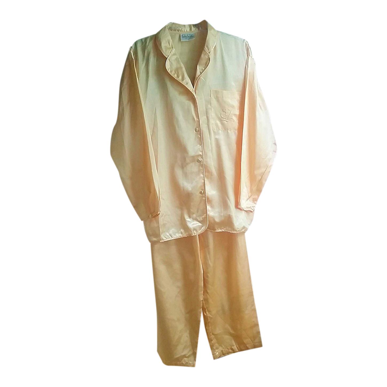 Pyjama en satin