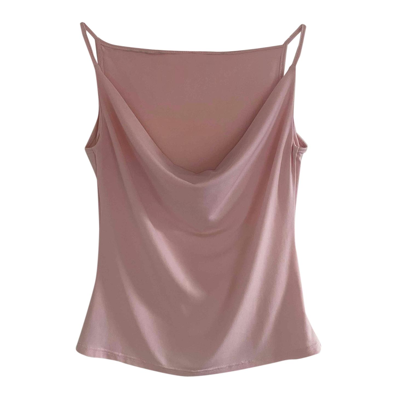 Pastel pink camisole