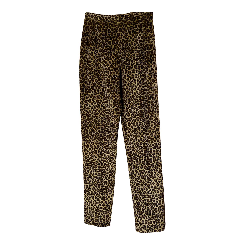Pantalon léopard 90's