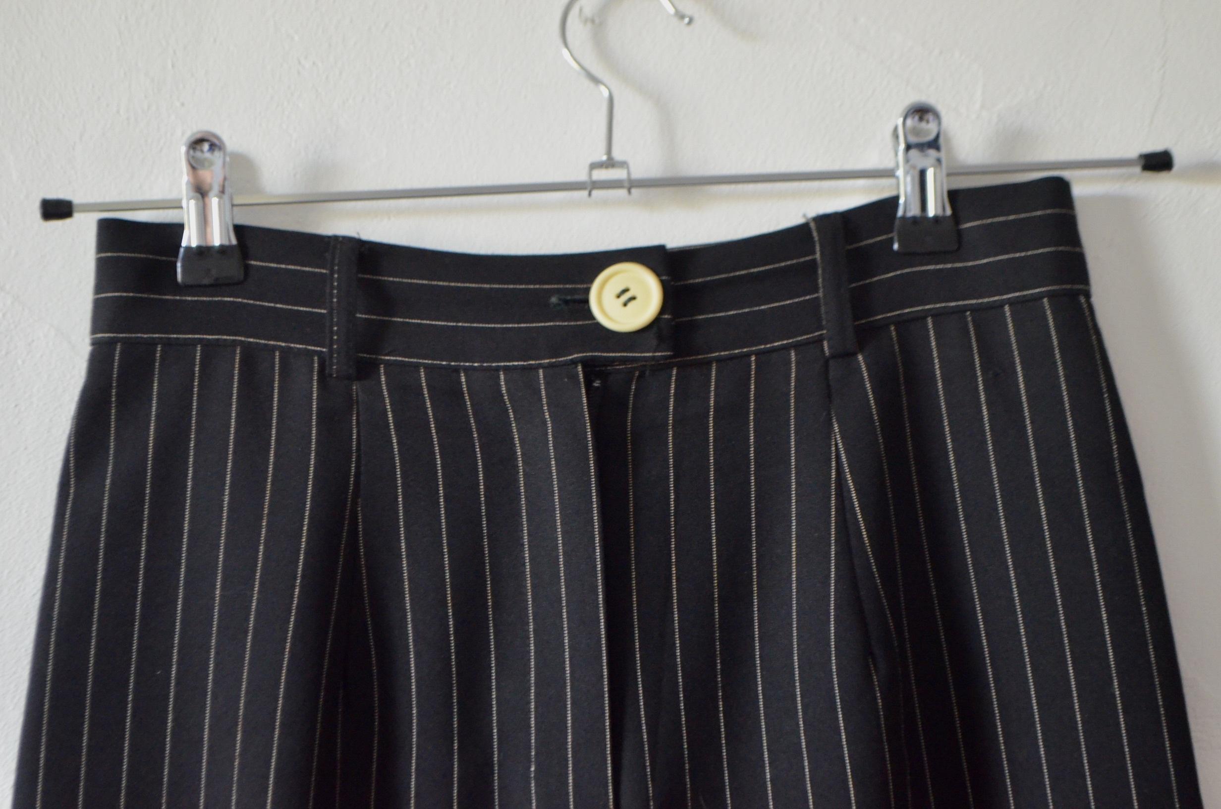 Pantalon à rayures 90's