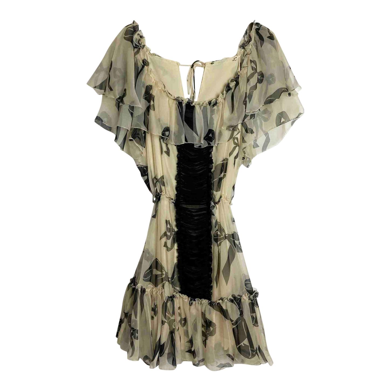 Robe Dolce & Gabbana en soie