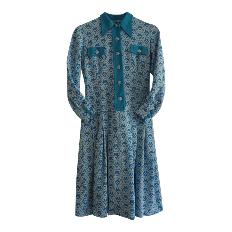 Robe imprimée 70's