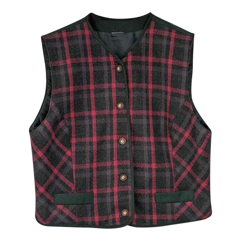 Austrian sleeveless waistcoat