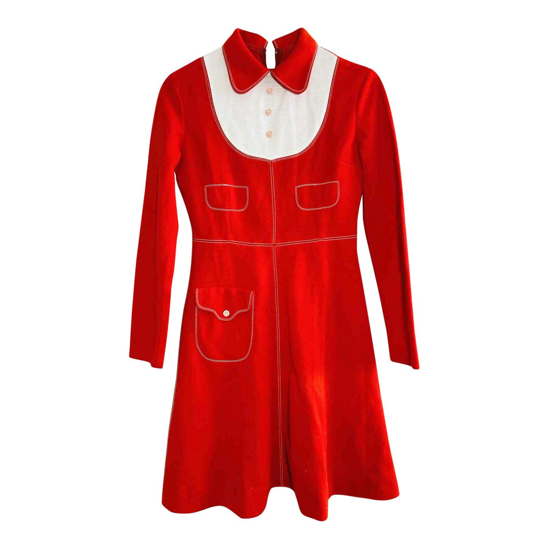 Robe bicolore 60's
