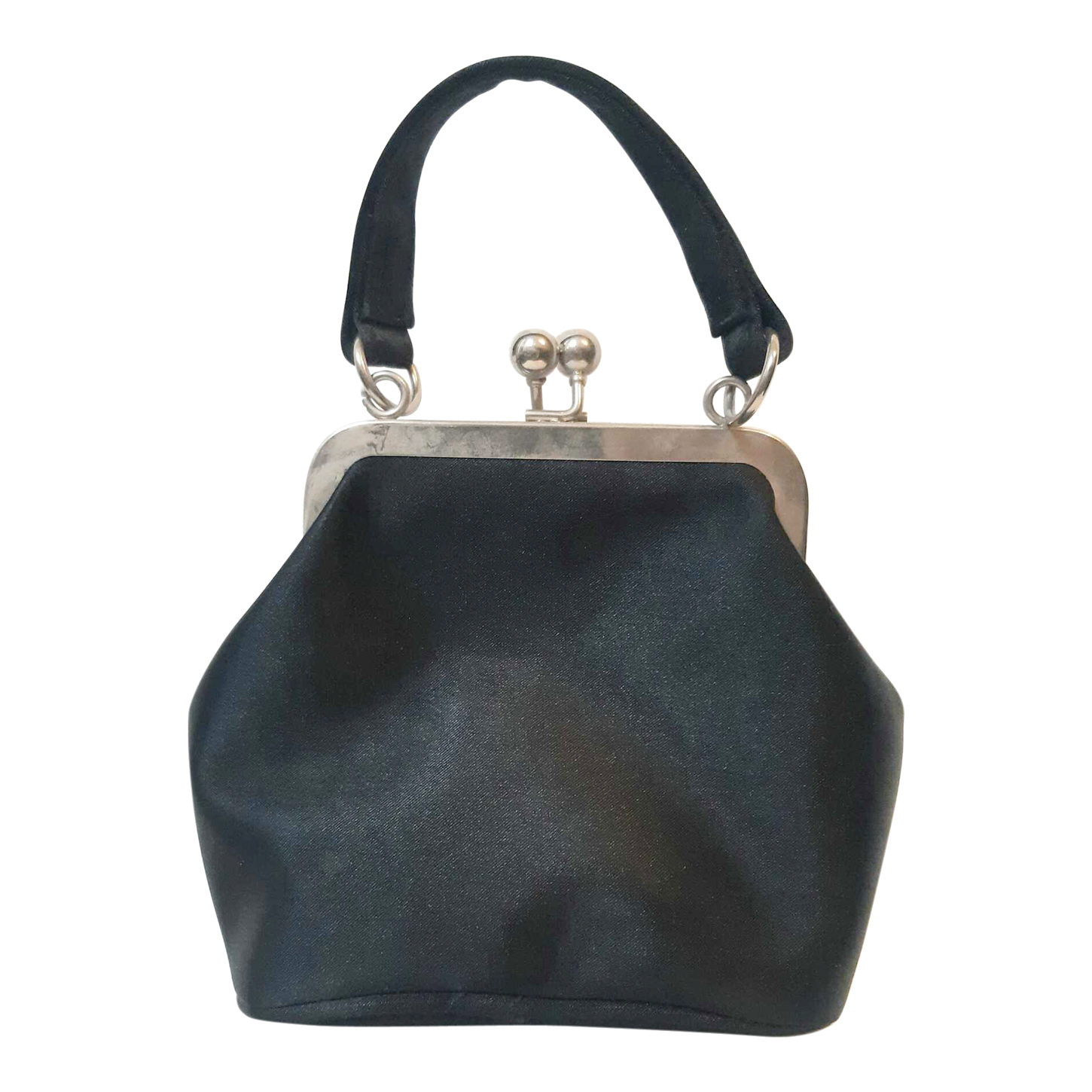 Mini sac en satin