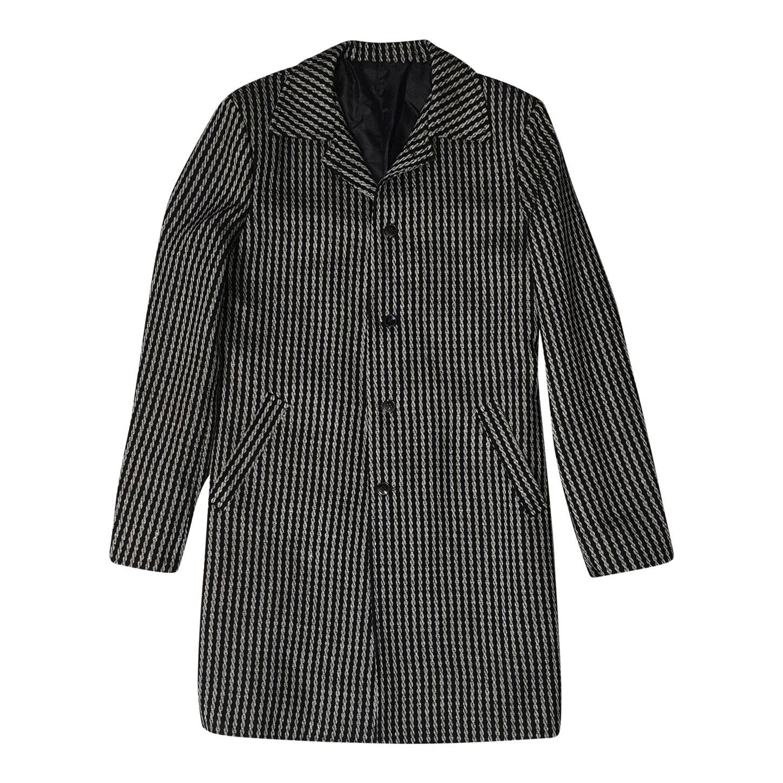 Manteaux à motifs
