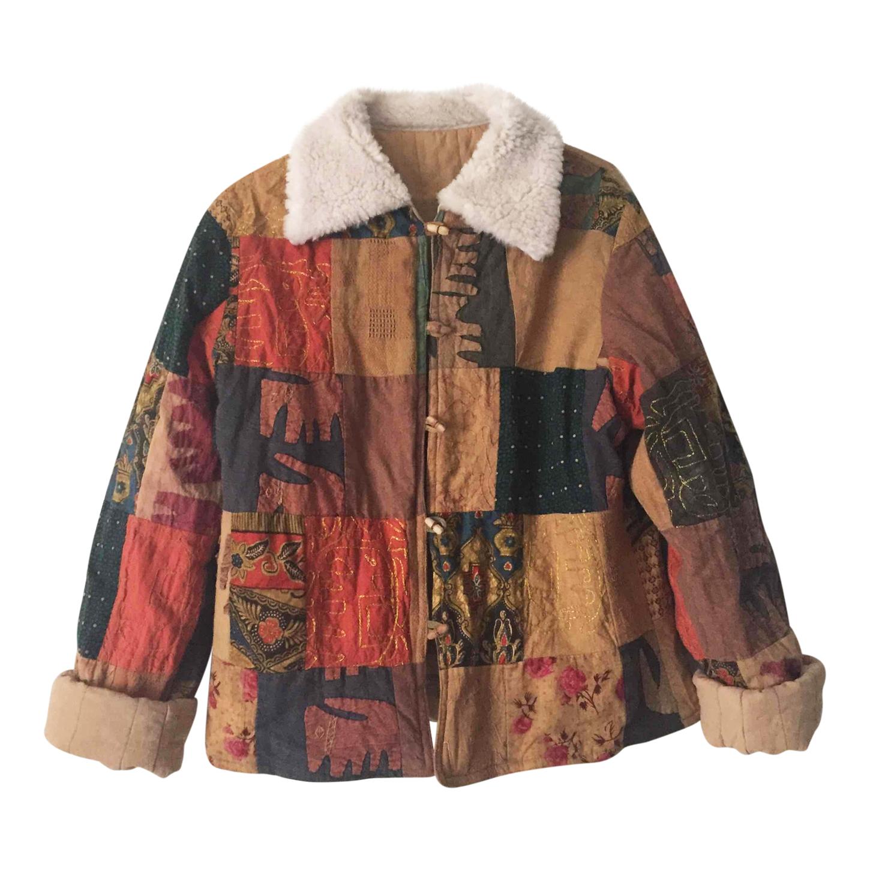 Veste patchwork matelassée