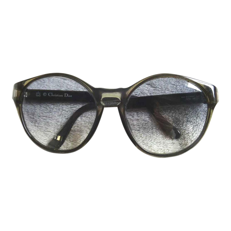 Lunettes de soleil Christian Dior