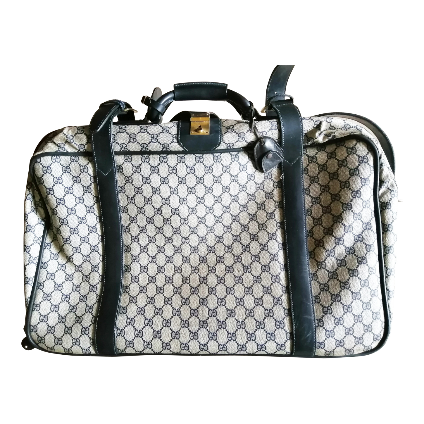 Valise Gucci 80s