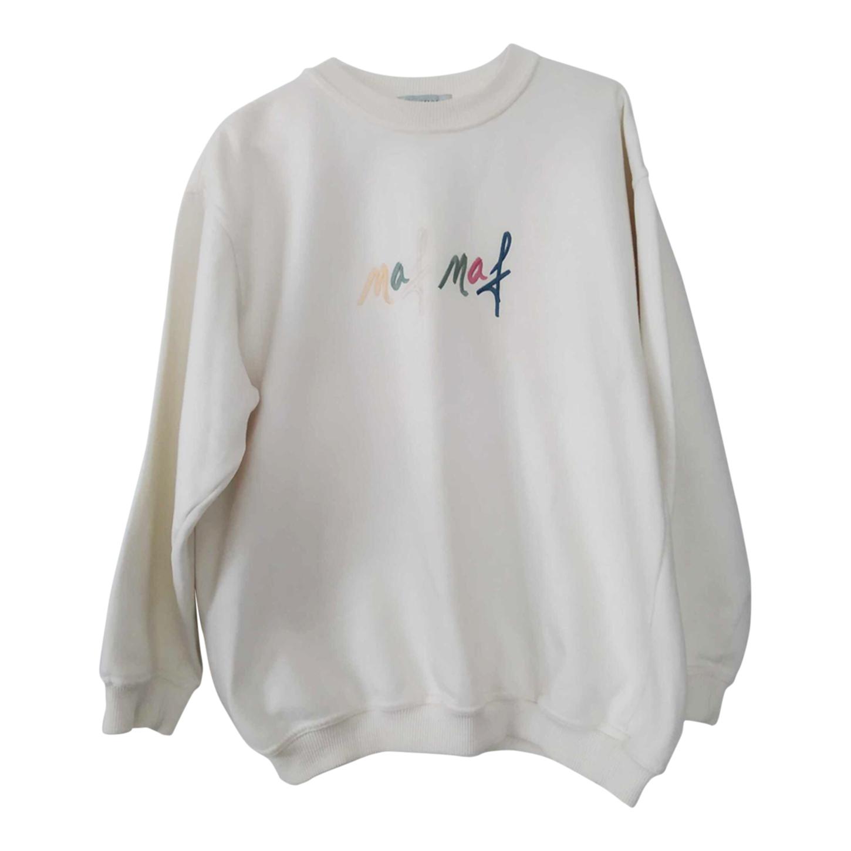 Sweat-shirt brodé 90s