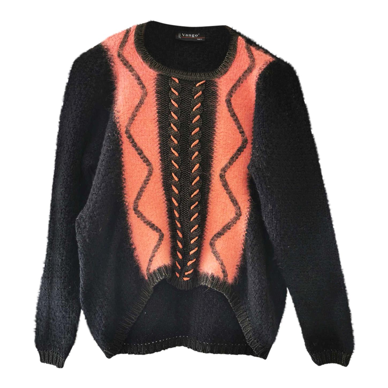 Pull oversize en laine
