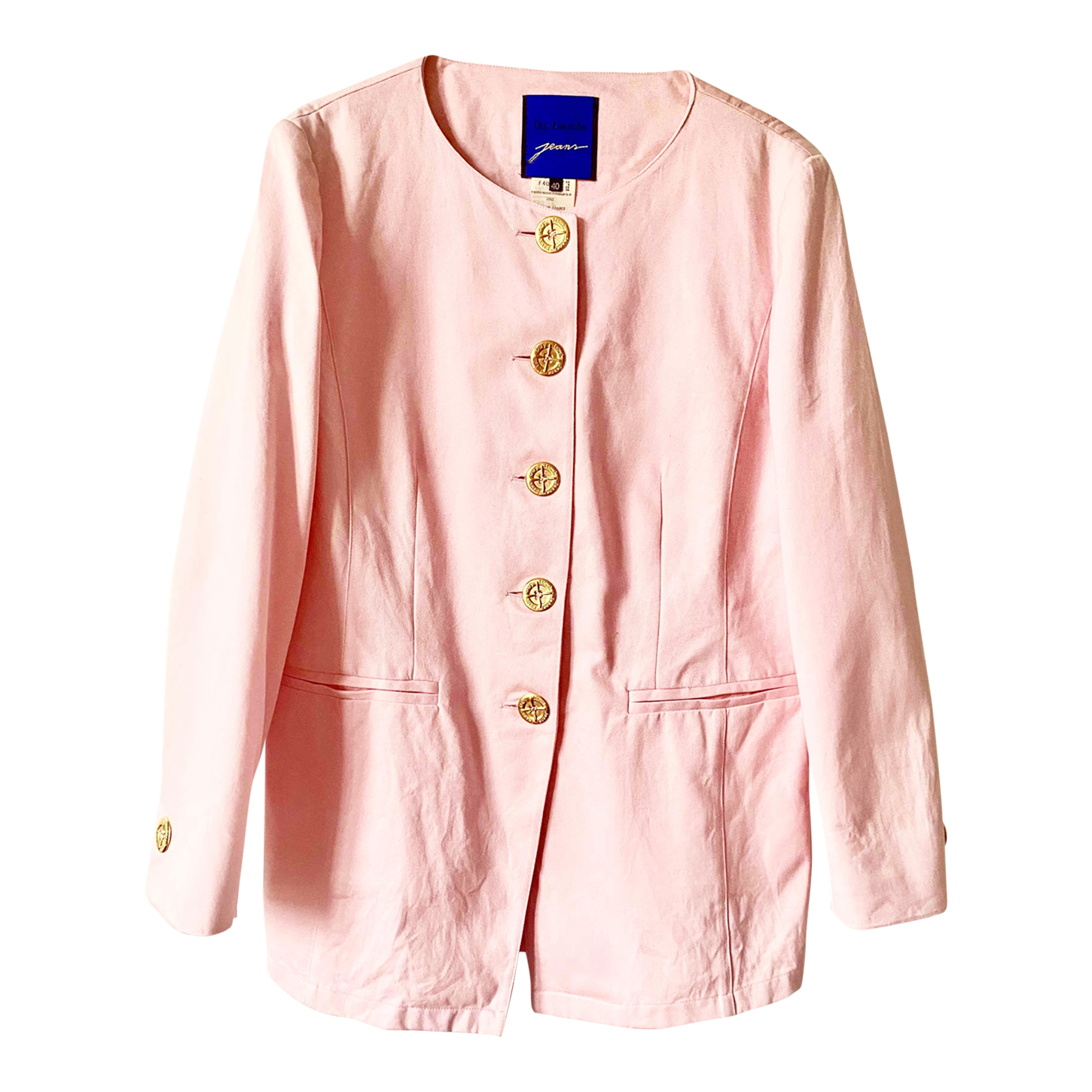 Veste Guy Laroche rose