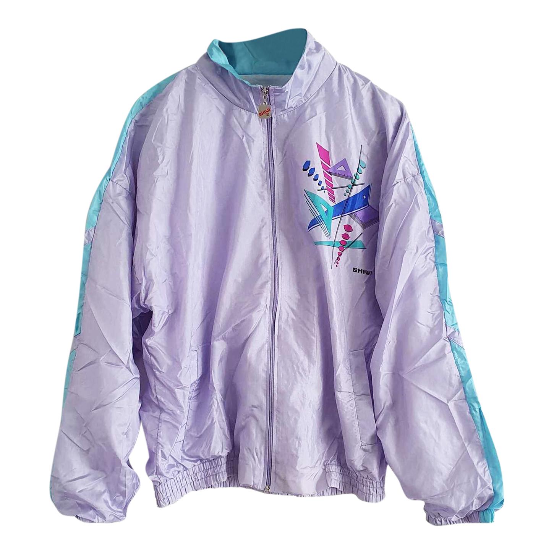 Veste lilas 90's