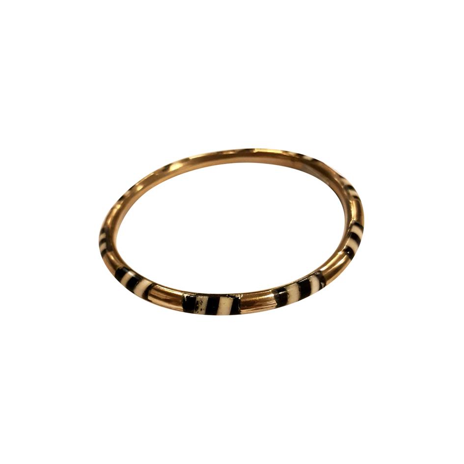 Bracelet en laiton doré