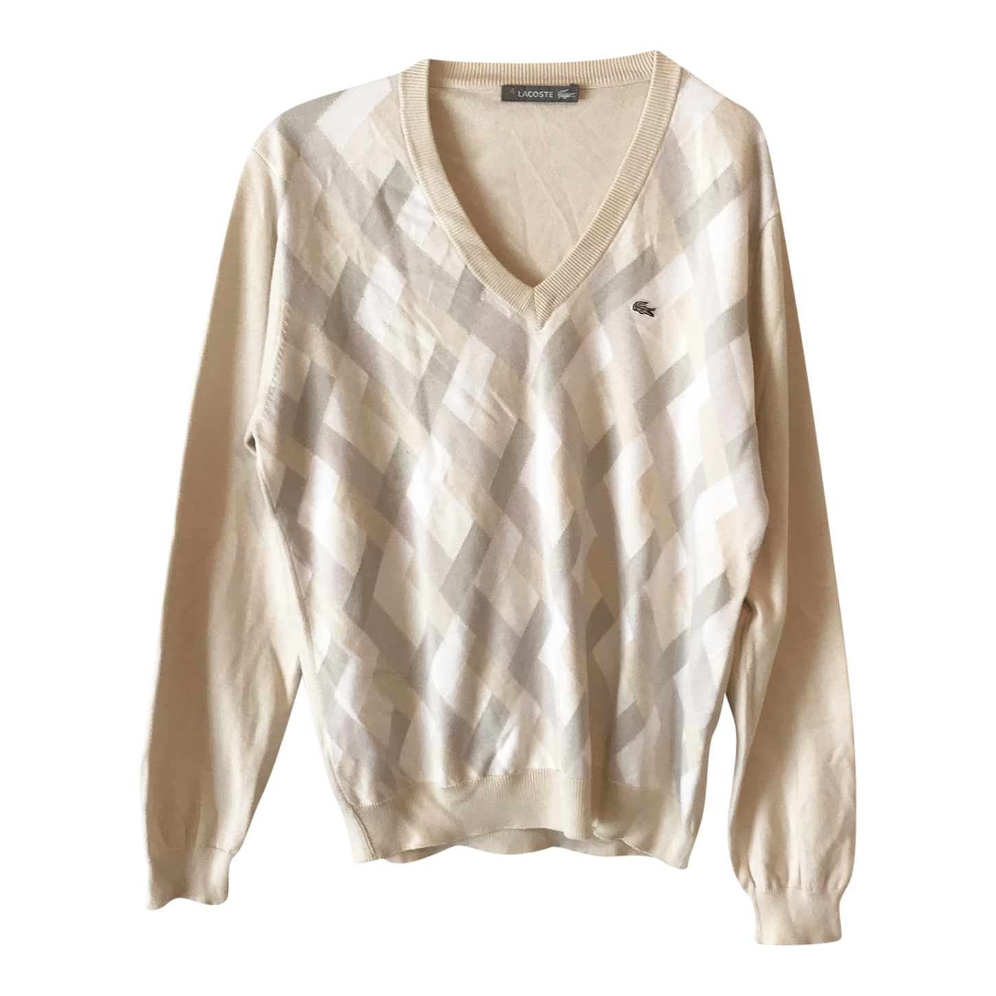 Pull pastel Lacoste