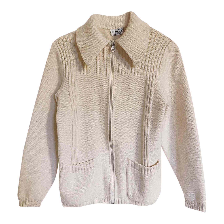 Cardigan en laine 70's