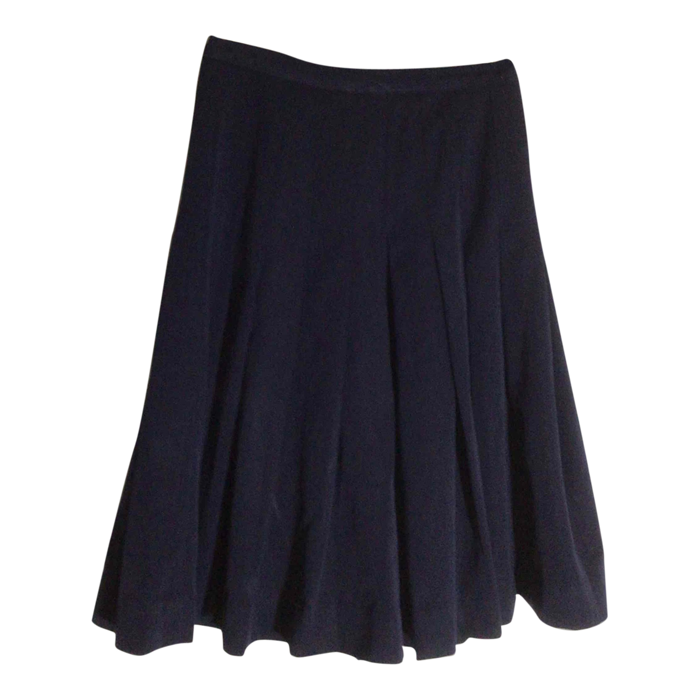 Jupe culotte en laine