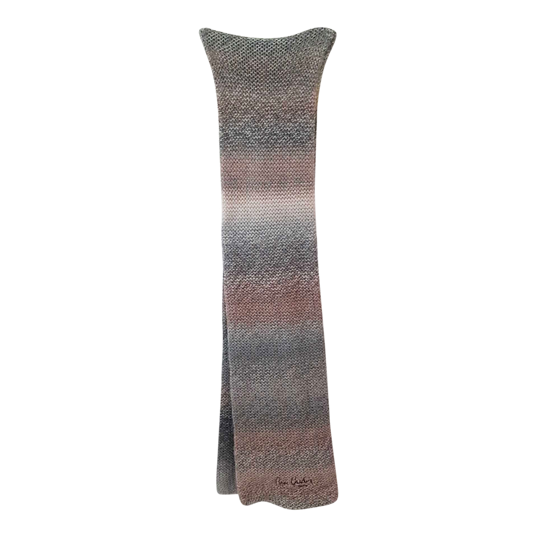 Écharpe en laine Pierre Cardin