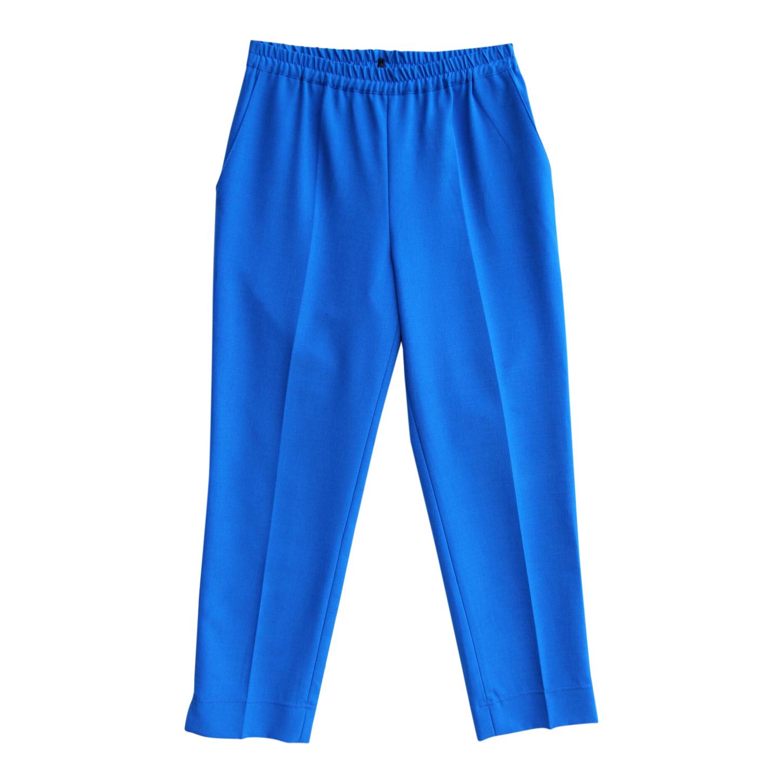 Pantalon taille haute 80s