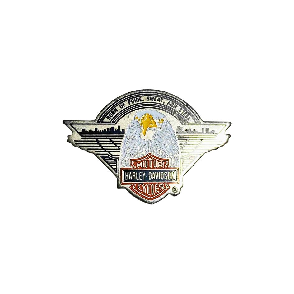 Pin's Harley Davidson