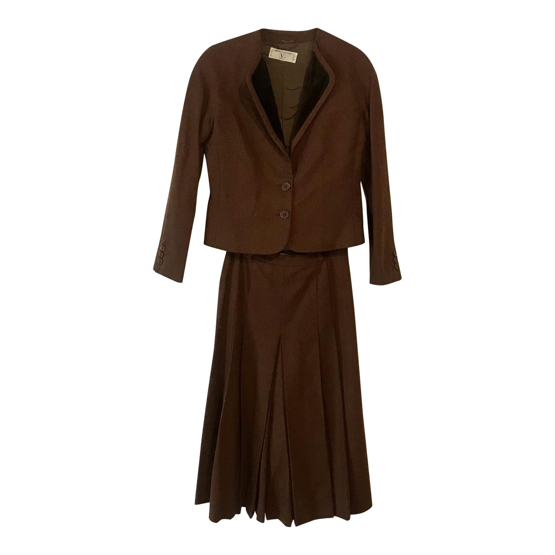 Tailleur jupe culotte Valentino