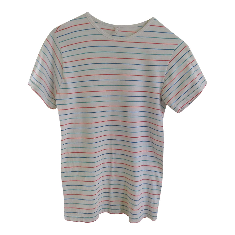 Tee-shirt à rayures