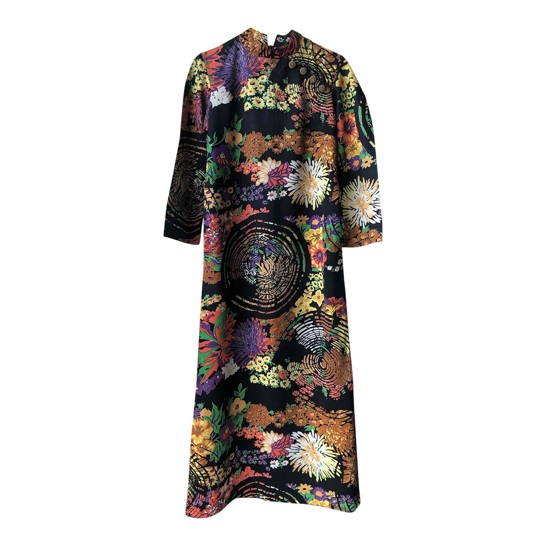 Robe longue asiatique